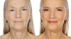 Glowing,Youthful Day Make-Up Look For Mature Skin, via YouTube.