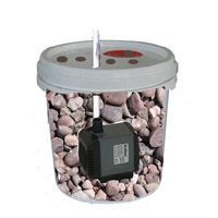 A Clear Pond Garden Pond Information Filtration Cleaning and