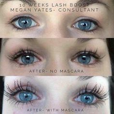 Lash boost is the BEST! Longer looking, fuller looking, darker looking lashes all with one swipe on each upper lash line before bed and viola! Best Lashes, Fake Lashes, Long Lashes, False Eyelashes, Rodan Fields Skin Care, Rodan Fields Lash Boost, Lash Boost Serum, Roden And Fields, Eyelash Serum