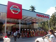 Anything About Davao: Gateway Group opens Nissan Tagum Showroom