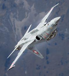Swiss Air Force F5 Tiger