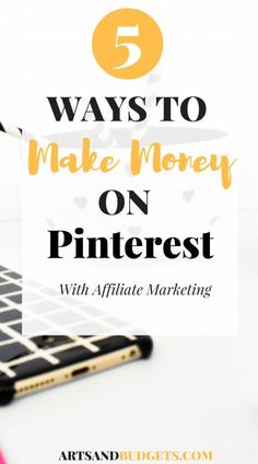 Looking for ways to make income from your BLOG?? If so, Find out how I promote on Pinterest with Affiliate Marketing to make income from my blog!