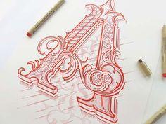 Inspiration hand lettering avec Mateusz Witczak