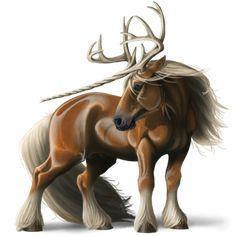 Winter, Unicorn Gypsy Vanner Black Tobiano #27578682 - Howrse