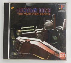 #PS1 Japanese Kidou Senshi Gundam 0079 - The War for Earth SLPS-00815~6 http://www.japanstuff.biz/ CLICK THE FOLLOWING LINK TO BUY IT ( IF STILL AVAILABLE ) http://www.delcampe.net/page/item/id,351146335,language,E.html