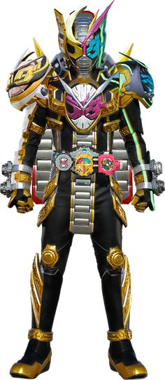 To celebrate the newest Zi-O Rider I thought I make a special fusion form that included Tsukuyomi Kamen Rider Zi-O Kamen Rider Wizard, Kamen Rider Ooo, Kamen Rider Wiki, Kamen Rider Series, King Of Time, Cosmic Art, Hero Time, Shoulder Armor, Demon King