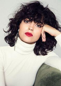 We are party! Pinterest: Natalia Escaño.  #hair #makeup #newyearseve #curlyhair
