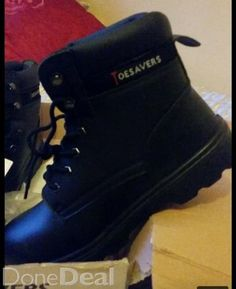 Discover All Footwear For Sale in Ireland on DoneDeal. Buy & Sell on Ireland's Largest Footwear Marketplace. Steel Toe Cap Boots, Boots For Sale, Buy And Sell, Footwear, Stuff To Buy, Men, Shoes, Fashion, Moda