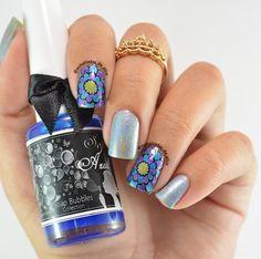 Celebration Collection - Fireworks Festival (Pueen) + Eclipse (Jade) + Soap Bubbles (EDK) ~ Esmaltadas de Alice