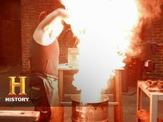Forged in Fire: Bladesmithing 101: The Quench | History