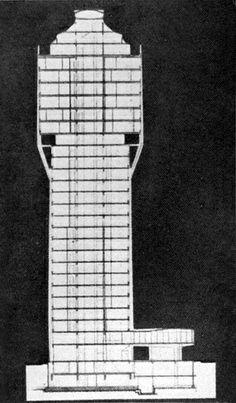 Torre Velasca ERNESTO NATHAN ROGERS