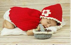 Hey, I found this really awesome Etsy listing at https://www.etsy.com/listing/237743263/baby-girl-costume-little-red-riding-hood