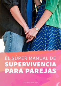 El manual de supervivencia para parejas