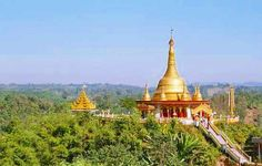 The Golden Temple, Bandarban, Chittagong, Bangladesh http://www.dhakatimes24.com/index.php