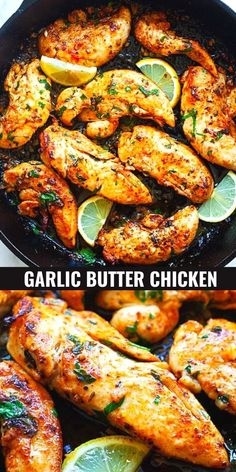 Garlic Recipes, Baked Chicken Recipes, Keto Chicken, Easy Chicken Tender Recipes, Frozen Chicken, Rotisserie Chicken, Top Chicken Recipe, Skillet Chicken, Chicken Recipes On Stove