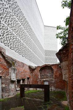 Kolumba museum, Peter Zumthor
