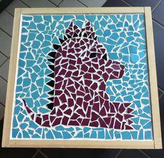 table mosaïque signe du zodiaque