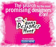 NTC Young Designer Hunt - Click here to get part!! Now!!