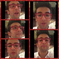 Haha! @barone_piero #periscope #IlVolo #WMA #post #dinner