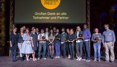 Gastro-Gründerpreis 2015 auf der Berlin Food Night verliehen