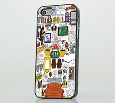 Friends central perk cafe new york city #phone case #cover i#phone 4, 5 5s 5c 6 6,  View more on the LINK: 	http://www.zeppy.io/product/gb/2/252136866793/