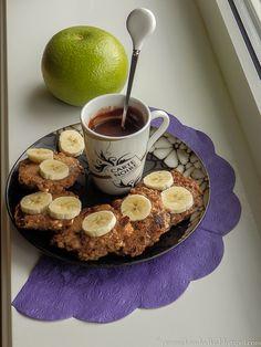 Sweet breakfast treats: 366. Placki z kaszy gryczanej i serka wiejskiego