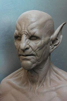 vampire sculpture - Buscar con Google