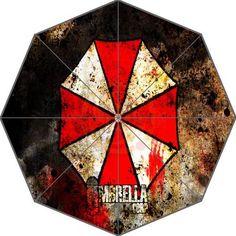 Resident Evil Custom Umbrella