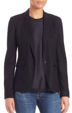 Rag & Bone Club Wool Blazer. Blazer jacket fashions. I'm an affiliate marketer. When you click on a link or buy from the retailer, I earn a commission.