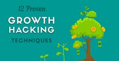 Business growth should be a top priority. Here are 12 proven growth hacking techniques and strategies that any business can use to grow at lightning speed! Inbound Marketing, Business Marketing, Online Marketing, Social Media Marketing, Digital Marketing, Growing Your Business, Starting A Business, Leaflet Distribution, Seo Consultant
