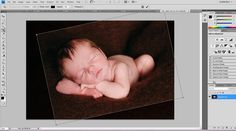 Guest Blogger: Newborn Photography Processing How-To and Free Photoshop Action from Photography by Jacqueline :: Inspire Me Baby