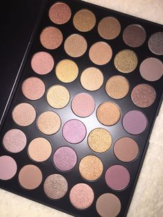 The Morphe palette is the dazzling beauty palette you've been looking for. Get yours now at Morphe, in Aventura Mall. Paleta Morphe, Morphe 35t, Morphe Eyeshadow Palette, Eyeshadows, Mac Lipsticks, Skin Makeup, Eyeshadow Makeup, Makeup Brushes, Eyeliner