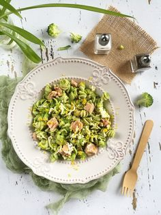 Risotto, Potato Salad, Paleo, Food And Drink, Gluten, Favorite Recipes, Yummy Food, Vegan, Dinner
