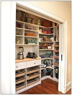 Pantry storage