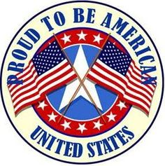 """Proud to be American"" - MilitaryAvenue.com"