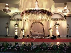 Looking for Wedding backdrops? Melting flowers provide the most unique designs in Backdrop decorations mixed with appropriate lighting for the best photography. Contact us to know the best backdrops suitable for your wedding. Marriage Decoration, Wedding Stage Decorations, Backdrop Decorations, Flower Decorations, Backdrops, Best Wedding Venues, Wedding Locations, Wedding Trends, Wedding Reception