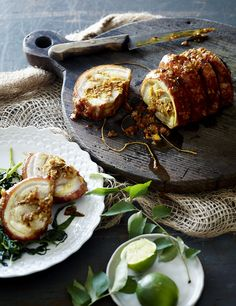 Balinese Style Roast Pork