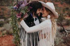 ARIZONA WEDDING | Bohemian Diesel Blog