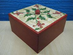 Decor, Decorative Boxes, Home Decor