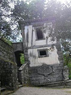 Park of the Monsters (parco dei mostri), Bomarzo. http://www.facebook.com/celebratetravelinc