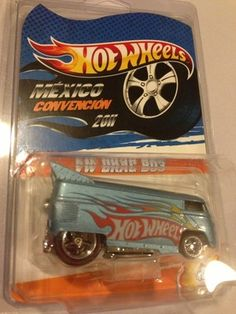 Hot Wheels Mexico Convention 2011 VW Drag Bus 45/50
