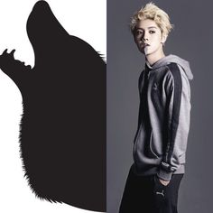 Supernatural&kpop // Werewolf // Luhan of Ex EXO
