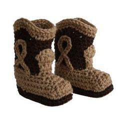 knitting ideas cowboy boots