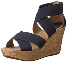 Kenneth Cole REACTION Women's Sole Lay Wedge Sandal >>> Check this awesome product by going to the link at the image.