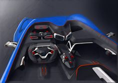 Alpine ASC project / Renault's internship 2014