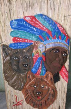 Indio e Lobo