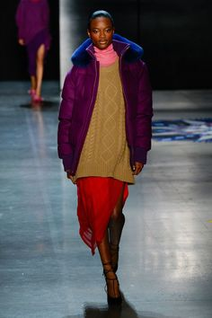 c362f438456 The complete Prabal Gurung Fall 2018 Ready-to-Wear fashion show now on  Vogue Runway.