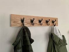 Your place to buy and sell all things handmade Wall Mounted Hooks, Hanging Shelves, Storage Shelves, Shelf Wall, Rustic Coat Rack, Rustic Shelves, Wooden Shelves, Modern Toilet Paper Holders, Wood Bathroom Cabinets