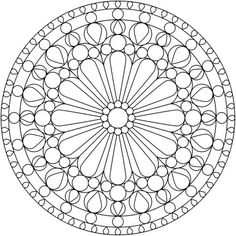 Halloween Mandala Coloring Pages - Mandala Coloring pages of ...