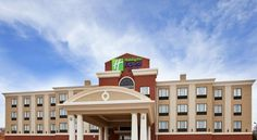 Holiday Inn Express Hotel & Suites Guthrie North Edmond Guthrie Located off of Interstate 35 in Gurthie, Oklahoma, this hotel is less than 5 minutes from the Oklahoma Territorial Museum.  It features an indoor pool and flat-screen TVs.